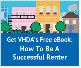 Get VHDA's Free eBook: How To Be A Successful Renter